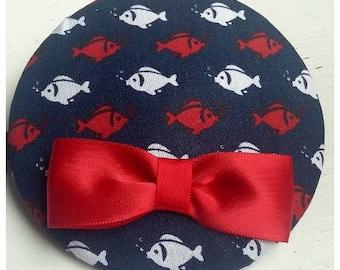 "Headpiece maritime style ""fish"""
