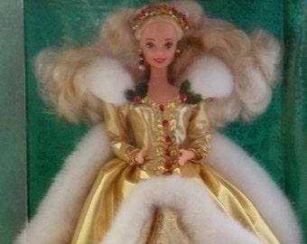Happy Holiday  1994 Barbie Model#12155