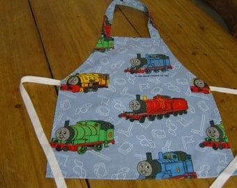 Thomas the Tank Engine Fabric Child's Apron