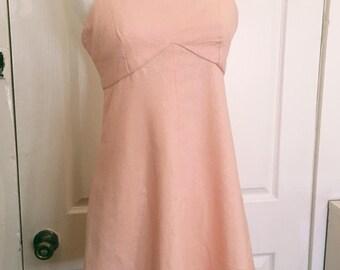 CLOSET MOD Linen Sun Dress