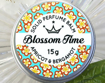 Blossom Time Solid Perfume