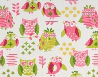 It's a Hoot Petal by P/Kaufmann Fabric