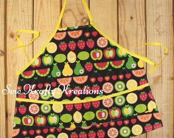 Matching Aprons - Mother/Daughter/Doll Matching Aprons
