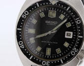 Seiko Automatic Diver's Wrist watch Stainless Steel
