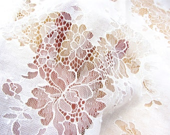 lace fabric, Chantilly Lace,black lace-1.4m*1.4m