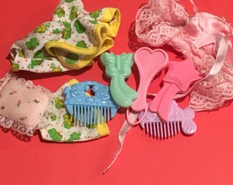 My Little Pony Accessories Brushes and Baby Gear