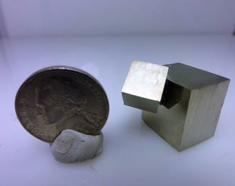 Iron Pyrite, Victoria mine, Spain  P- 15, Fools Gold , Healing,