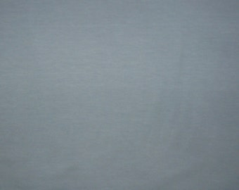 Fabric - cotton jersey fabric -  Pale grey
