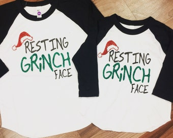 """Shop """"resting grinch face"""" in Men's Clothing"""