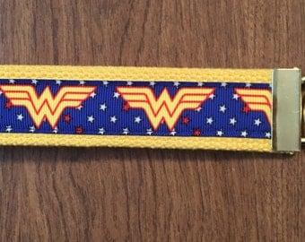Wonder Woman Key Chain Zipper Pull