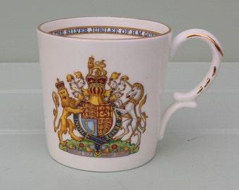 Aynsley Royal Commemerative Mug