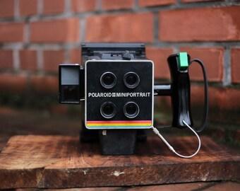 Polaroid Miniportrait!