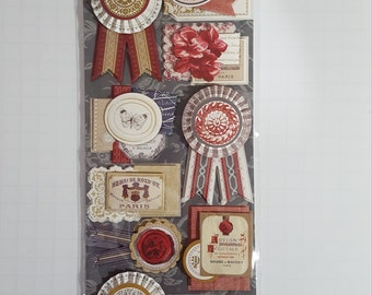 Anna Griffin Jolie Collection 3-Dimensional Die Cuts