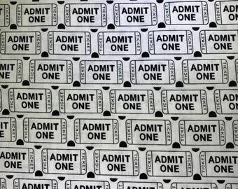 Movie tickets. Theather tickets.