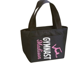 Gymnast Lunch and Snack Tote