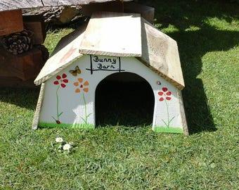Rabbit house, bunny barn