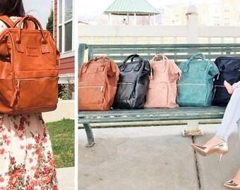 Designer BackPack | MAMA Bag | 5 colors