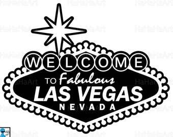 Vegas Svg Etsy