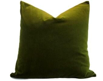 Moss Green Velvet Etsy