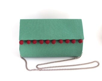 MOSCÚ Clutch / Clutchbag / Bag / Handbag / Purse