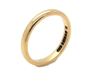 gold wedding band mens wedding ring womens wedding ring wedding jewellery wedding - Wedding Rings For Guys