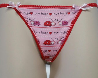 Love Bug Panties