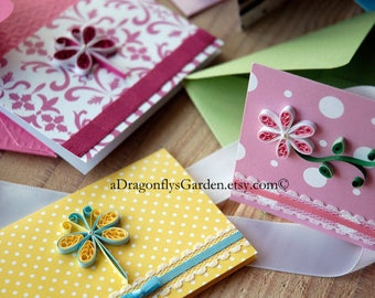 Quilled Cards Coming Soon!