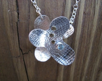 Lambda necklace
