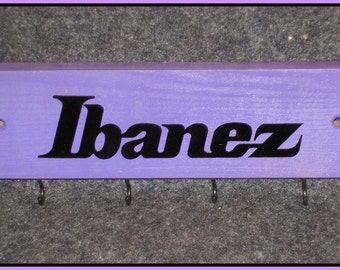 Ibanez Guitar Key Ring Holder