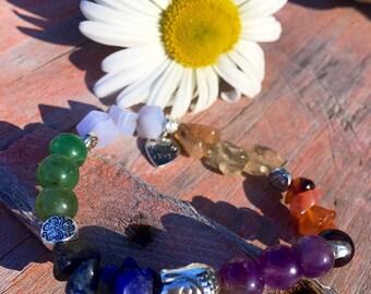 Reiki Infused Chakra Bracelet