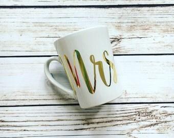 Mr. & Mrs. Mugs // Mr. + Mr. Mugs // Mrs. and Mrs. Mugs // Custom Mug // Gift Mug // Couples Mug // Engagement Gift // Wedding Gift