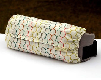 Newborn Essentials, Organic Baby Carrier Cover, Chicken Wire, Babywearing Gift, Soft Structured Carrier Storage Bag, Ergo, Tula, Lillebaby