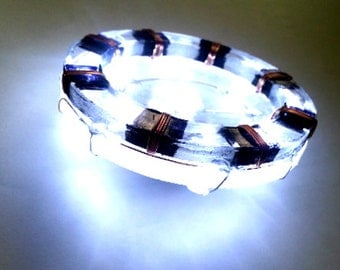 ironman  arc reactor home made Wireless for Cosplay Comic Con SPECIAL PRICE  OFFER!free shipping