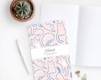 Cat Notebook, Journal