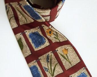 Vintage Austin Reed silk tie