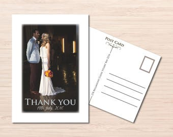 Wedding Thank You Cards | Etsy AU