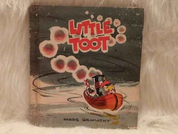 Poco Toot por Hardie Gramatky  Club del libro por CannadyCreations