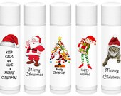 Limited time offer!  Christmas Lip Balm 10 packs 50% off!