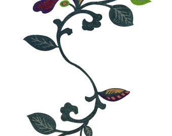 Mosaic Wall Art - Flowerlust