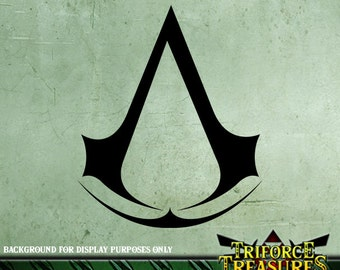 Assassin's Creed Sticker / Decal