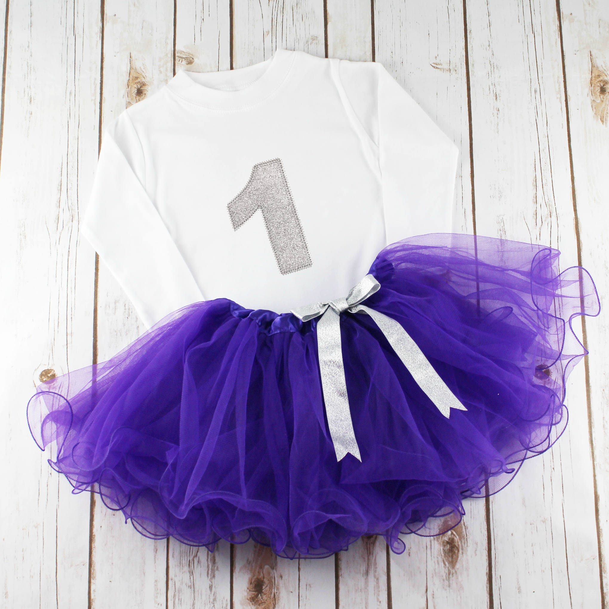 Baby Girl Birthday Outfit First Birthday Outfit Birthday