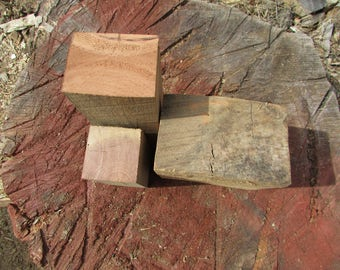Reclaimed Hardwood turning or carving blanks