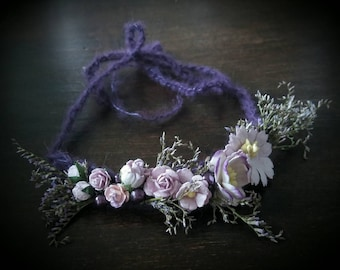 "Tieback ""Purple Emotions""."