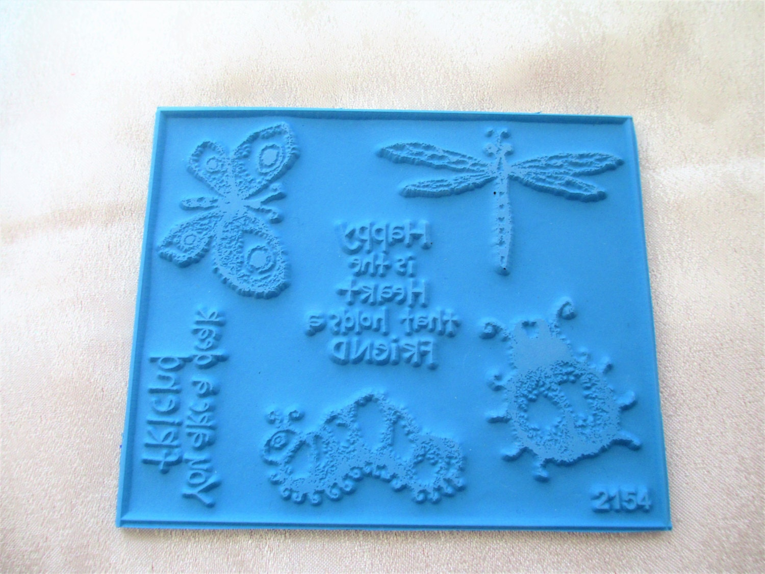 Rubber stamp craft supplies - 6 Unmounted Rubber Stamp Dragonfly Stamp Butterfly Stamp Rubber Stamp Sheet Paper Craft Stamp Craft Supply Stamp Rubber Stamps