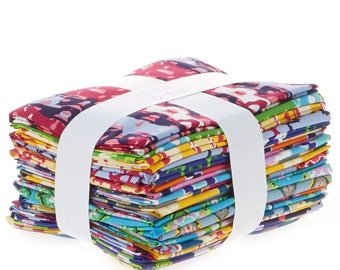 Kaleidoscope 18 Piece Fat Quarter Bundle from Free Spirit