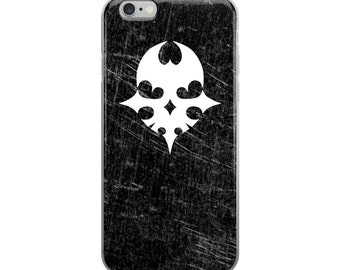 Player Pin iPhone Case - The World Ends With You