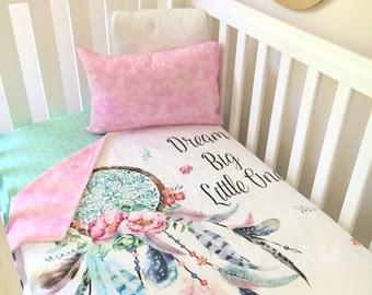 Crib quilt | Etsy : baby crib quilts - Adamdwight.com