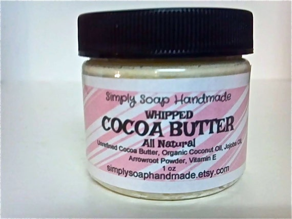 Whipped Cocoa Butter,Body Butter,Whipped Body Butter,Whipped Cocoa Butter,Cocoa Butter,Natural Body Butter,Hand Cream,Chocolate Body Butter