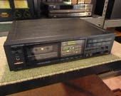 Onkyo TA-2047 Reconditioned Vintage Cassette Recorder - Three Motor Full Logic Design - Dolby B & C