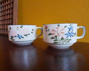 Chi Kiang Stoneware cups.